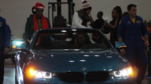Advantage BMW Partners With Congresswoman Sheila Jackson Lee For The 24th Annual Toys For The Kids