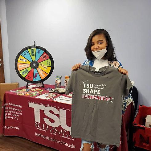 Saniya Symone and TSU Shape Initiative.j