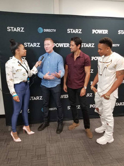 """The Cast of """"POWER"""""""