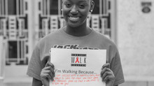 "AIDS Foundation Houston ""Why Are You Walking"" -Campaign"