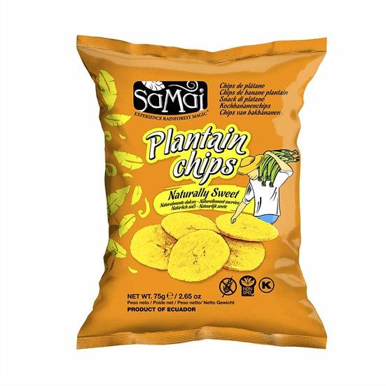 Samai Naturally Sweet Plantain Chips