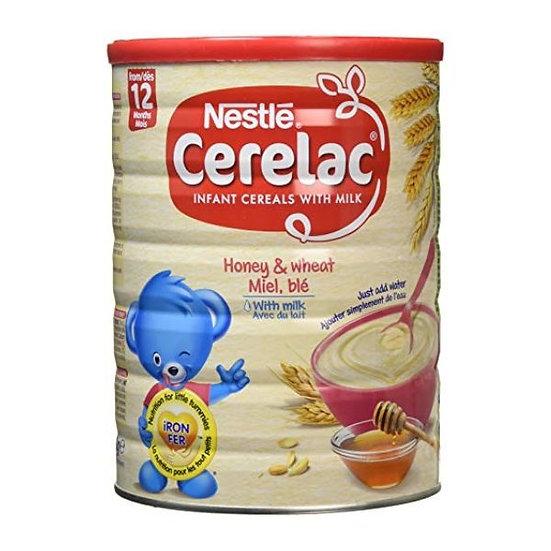 Cerelac Honey & Wheat 1kg