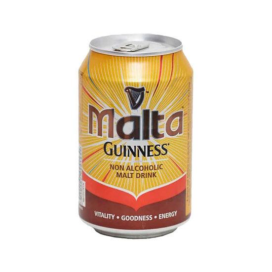 Malta Guinness Can 330ml