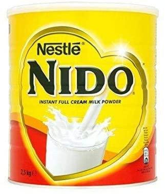 Nestle Nido 2.5kg