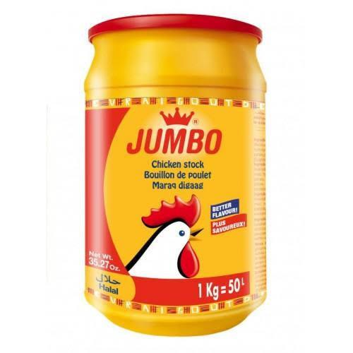 Jumbo chicken