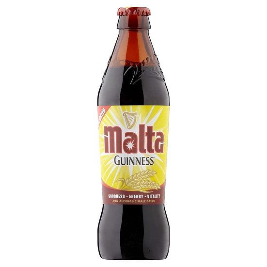 Malta Guinness Bottle 330ml