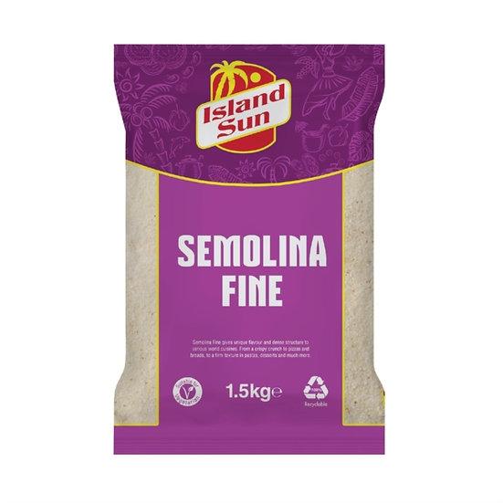 IS Semolina Fine1.5kg