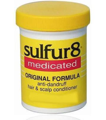 Sulfur8 MedicatedAnti-Dandruff Hair and Scalp Conditioner