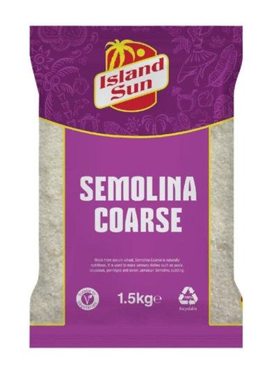 IS Semolina Coarse 1.5kg
