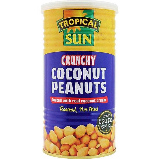 Crunchy Coconut Peanuts