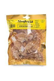 Stockfish fillets  100g