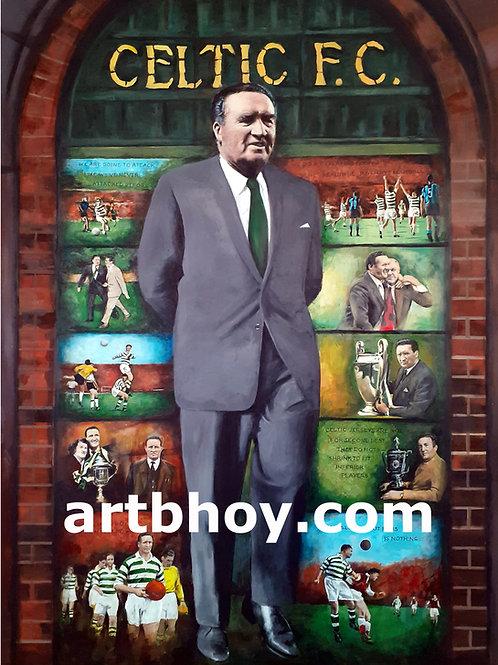 Big Jock,  Manager of Celtic