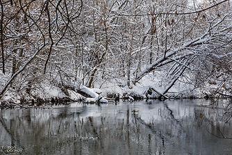 Зимние зарисовки старооскольского края