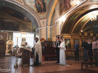 Венчание Марии и Михаила. Видео