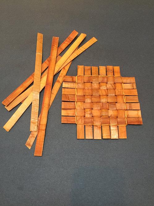 Cedar Bark Mat Kit