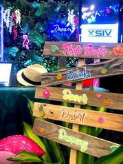 Event Design | Custom Decor | XSIV Enter