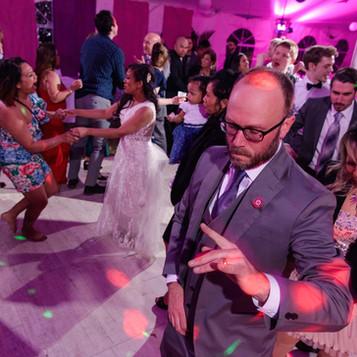 Everyone LOVES a Blue Diamond Events wedding!  | Blue Diamond Events Weddings | Columbia, MO | The Terrible Child Photograph