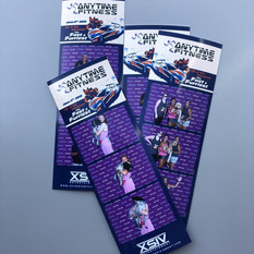Anytime Fitness Photo Booth   Green Scre