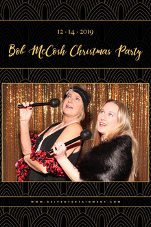 Christmas Party Photo Booth | XSIV Enter