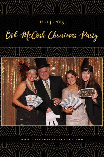 Holiday Party Photo Booth | XSIV Enterta