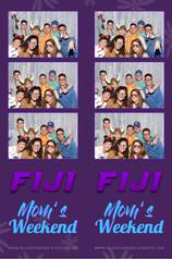 FIJI Mom's Weekend Photo Booth | XSIV En