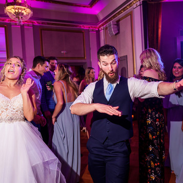 Get your party started with Blue Diamond Events DJs! | Blue Diamond Events Weddings | Columbia, MO