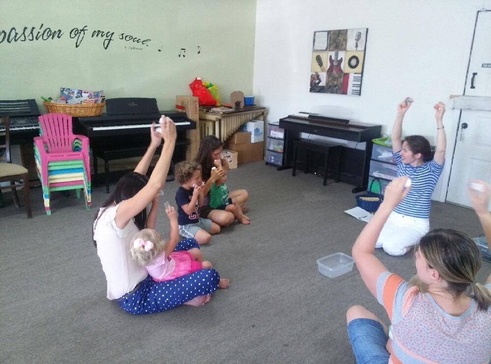 Musikgarten Class