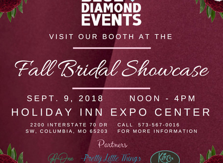 Join Us | 2018 Fall Bridal Showcase