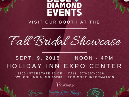 Join Us | 2018 Fall Bridal Showcase