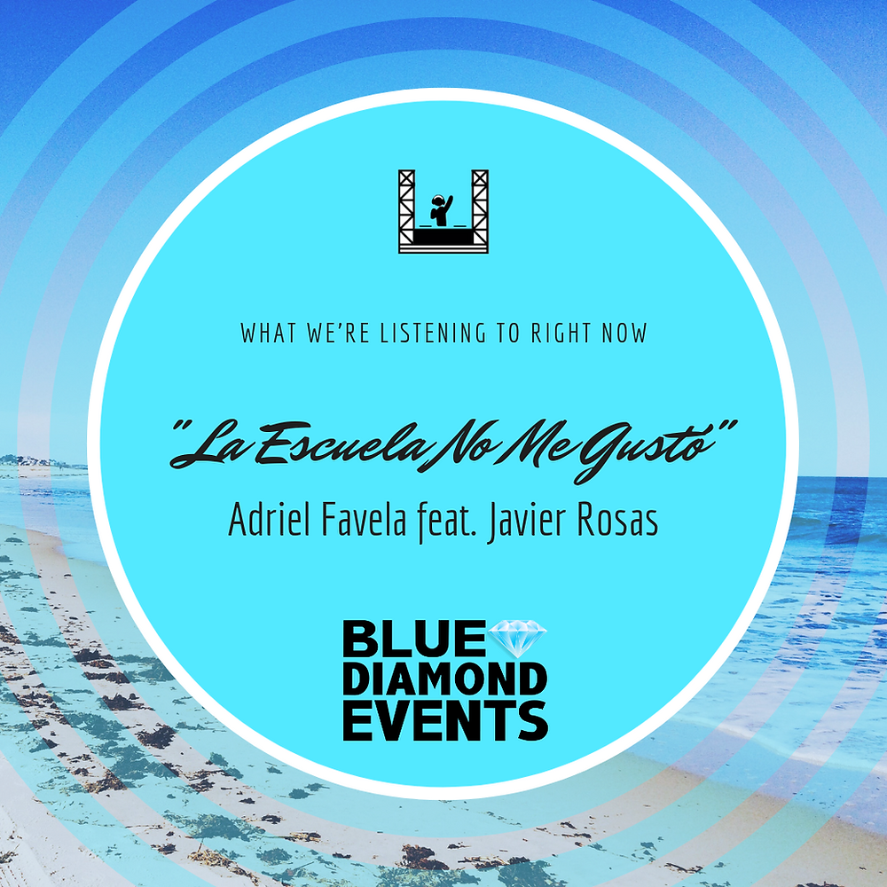 Adriel Favela, Javier Rosas, Blue Diamond Events, DJ, Wedding, Boda, Columbia, MO, What We're Listening To Right Now, Regional Mexicano, Music, Musica, Playlist, Bilingual DJ