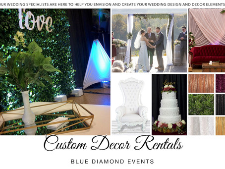 Services | Decor Rentals