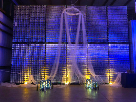 Event Logs | Modern-Industrial Brewery Wedding at Bur Oak Brewing Company | Columbia, MO