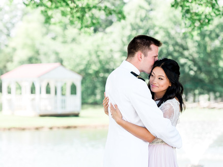 A Boho-Ethereal Lavender & Sage Wedding @ Glenn Acres Farm in Columbia, MO