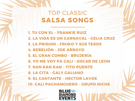 Playlists | Top Classic Salsa Songs
