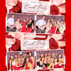 Greek Party Photo Booth | XSIV Entertain