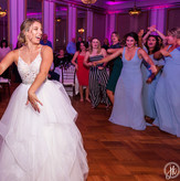Your Bouquet Toss is guaranteed to be fun with Blue Diamond Events!