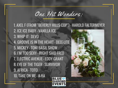Playlists | One Hit Wonders