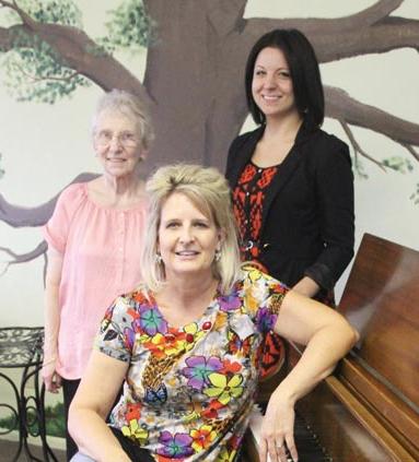 Kingman Daily Miner:  Music teacher says Kingman and fine arts a good match