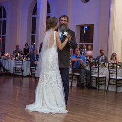 Father Daughter Dances with Blue Diamond Events are extra special!
