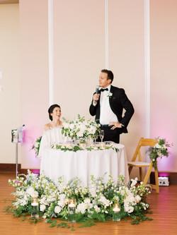 Timeless Greenery Inspired Wedding