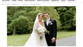 Featured Weddings | Inside Columbia Magazine