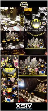 Batman Party Decor Design   XSIV Enterta