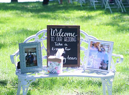 Event Logs | Intimate Mansion Wedding