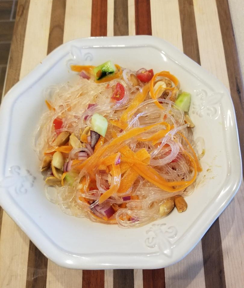 Thai Glass Noodle Salad