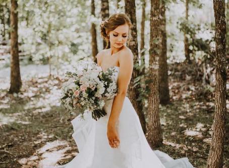 Event Logs | Gorgeous Greenery Wedding in SE Missouri