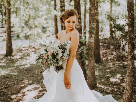 Event Logs | Gorgeous Greenery Wedding in SE Missouri