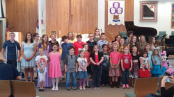 Music for Life 2015 Spring Recital