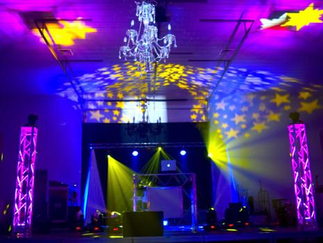 Choreographed Light Show | $650+