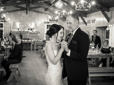 Event Logs | Rustic Ozark Wedding