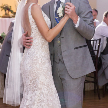 Your First Dance with a Blue Diamond Events DJ is sure to be extra special. | Columbia, MO